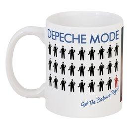"Кружка ""Depeche Mode"" - depeche mode, депеш мод, dm, dave gahan, martin gore"