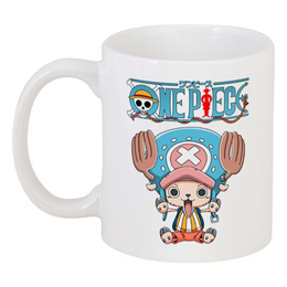"Кружка ""One Piece"" - one piece, ван пис, аниме, манга, тони тони чоппер"