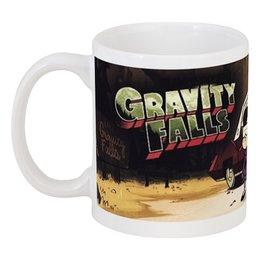 "Кружка ""Gravity falls"" - gravity falls"