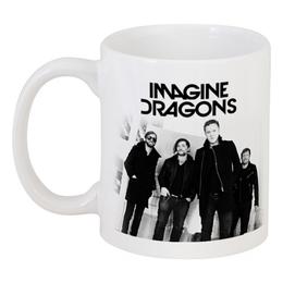 """Кружка """"Imagine Dragons"""" - рок, группы, инди, imagine dragons, имейджин драгонс"""