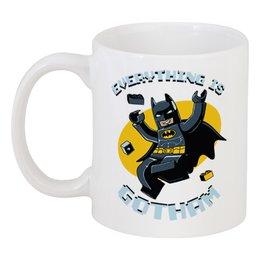 """Кружка """"Бэтмен (Batman)"""" - бэтмен"""