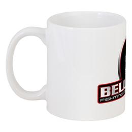 """Кружка """"Bellator logo"""" - ufc, mma, мма, bellator, беллатор"""