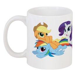 "Кружка ""Pony fun "" - арт, pony, mlp, пони"