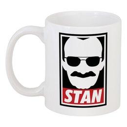 """Кружка """"Стэн Ли"""" - стэн ли"""
