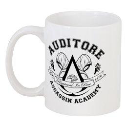 """Кружка """"Assassin's Creed"""" - игры, assassins creed, assassin, ассасин, геймерские"""