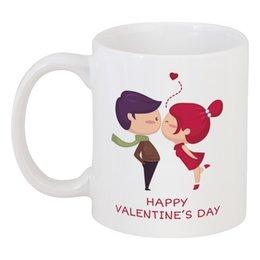 """Кружка """"День влюблённых"""" - любовь, день святого валентина, 14 февраля, пары, день влюблённых"""