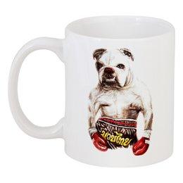 """Кружка """"Boxer (боксер)"""" - ufc, бокс, собака, mma, boxer"""
