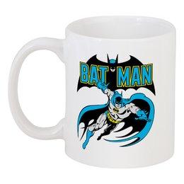 """Кружка """"Бэтмен"""" - комиксы, batman, супергерои, бэтмен, vintage"""