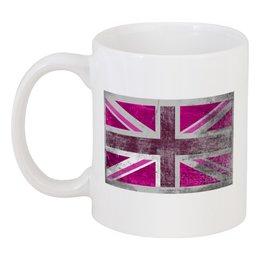 "Кружка ""Британский флаг"" - юмор, fun, англия"