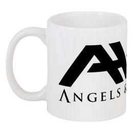 "Кружка ""Angels & Airwaves"" - ava, angelsandairwaves, blink182"