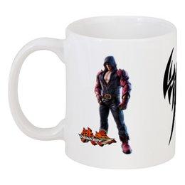 """Кружка """"Tekken 7"""" - tekken, tekken 7"""