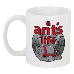 """Кружка """"Человек-муравей"""" - человек-муравей"""