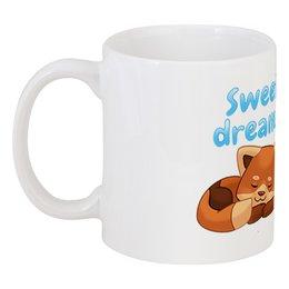 "Кружка ""Sweet dreams"" - арт, дом, уют, релакс"
