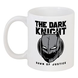 "Кружка ""Темный Рыцарь (Бэтмен)"" - batman, dark knight"
