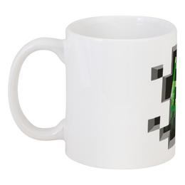 """Кружка """"Minecraft Creeper"""" - minecraft, майнкрафт"""