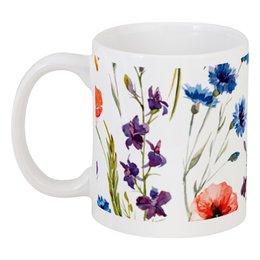 """Кружка """"Полевые цветы"""" - красиво, цветы, природа, полевые цветы"""