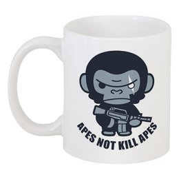 "Кружка ""Планета обезьян"" - планета обезьян"