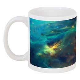 """Кружка """"Космическая туманность"""" - космос, фотография, звёзды, спутник, туманность"""