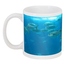 """Кружка """"Подводный мир"""""""