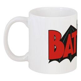 """Кружка """"Batman"""" - любовь, комиксы, batman, герой, бэтмен"""