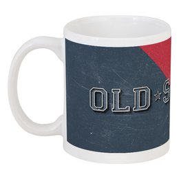"Кружка ""Old School Style"" - арт, style, стиль, олд скул, old school"