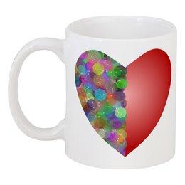 """Кружка """"Драгоценному мужчине половинку сердца"""" - праздник, любовь, 23 февраля, 14 февраля, подарок"""
