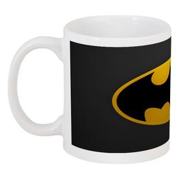 """Кружка """"Бэтмен"""" - рисунок, арт"""