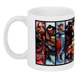 """Кружка """"Street Fighter"""" - street fighter, стрит файтер"""