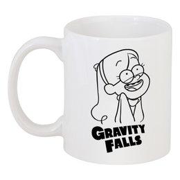 "Кружка ""Мэйбл Пайнс"" - мультфильм, gravity falls, гравити фолз, мэйбл пайнс"