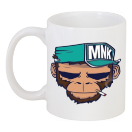 "Кружка ""MNK Design. Original Design кружка"""