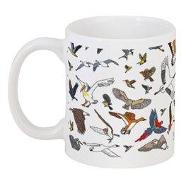 """Кружка """"Птицы"""" - животные, птицы, birds, природа"""