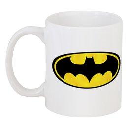 """Кружка """"Batman"""" - batman, бэтмен, dc, летучая мышь"""