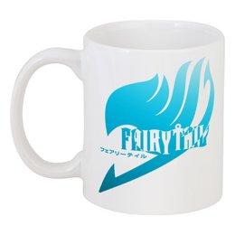 "Кружка ""Fairy Tail ( Хвост Феи ) "" - аниме, манга, fairy tail, хвост феи"