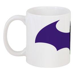 "Кружка ""Бэтмен и Джокер"" - joker, batman"