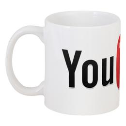 "Кружка ""Youtube"" - youtube"