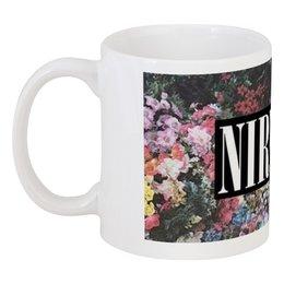 "Кружка ""Nirvana"" - grunge, гранж, nirvana"