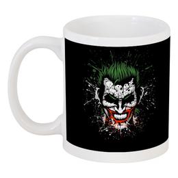 "Кружка ""Джокер"" - joker, джокер, улыбка"