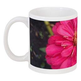 """Кружка """"Лучшей маме с любовью"""" - цветы, маме, 8марта, деньрождение"""