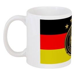 """Кружка """"Сборная Германии по футболу"""" - немецкий футбол, сборная германии по футболу, deutschland, germany national football team"""