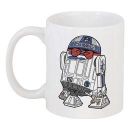 "Кружка ""R2-D2 (Star Wars)"" - r2-d2"