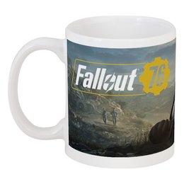 """Кружка """"Fallout 76"""" - игра, видео игры, fallout 76"""