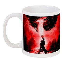 """Кружка """"Dragon Age"""" - dragon age, для геймеров, компьютерные игры, inquisition, дракон"""