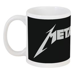 "Кружка ""metallica"" - metal"