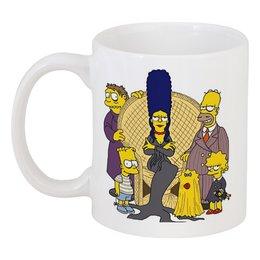 "Кружка ""Симпсоны"" - симпсоны, the simpsons"