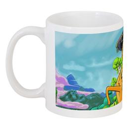 """Кружка """"Adventure Time"""" - мультфильм, adventure time, время приключений"""