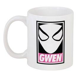 """Кружка """"Гвен Стейси"""" - gwen stacy"""