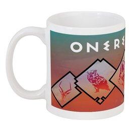 """Кружка """"OneRepublic art"""" - музыка, music, native, onerepublic"""