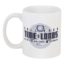 "Кружка ""Gallifrey Time Lords"" - doctor who, доктор кто, time lord, повелитель времени, gallifrey"