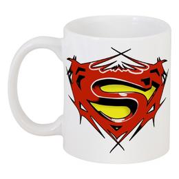 """Кружка """"Superboy"""" - комиксы, superman, кино, superboy, super boy"""
