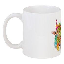 """Кружка """"Welcome to Goa"""" - прикольно, прикол, арт, животные, стиль, йога, популярные, рисунок, прикольные, в подарок"""